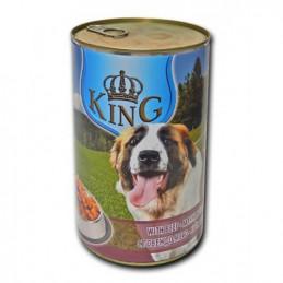 консерва за куче King Dog...