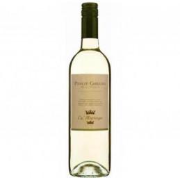 вино бяло КаМаренго пино...