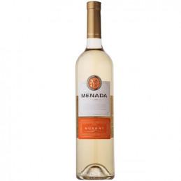 вино бяло Менада мускат 750мл