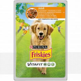 пауч за куче Friskies adult...