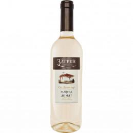 вино бяло Загрей Св.Димитър...