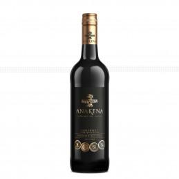 вино червено Анакена...