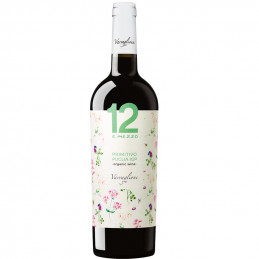 BIO вино червено Primitivo...