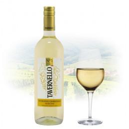 вино бяло Tavernello...