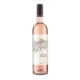 вино розе Вила Мелник...