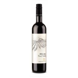 вино червено Вила Мелник...
