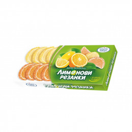 бонбони желирани Лимонови...