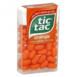 бонбони Tic Tac портокал 18гр