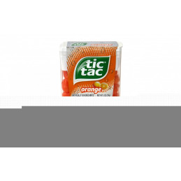 бонбони Tic Tac портокал 49гр