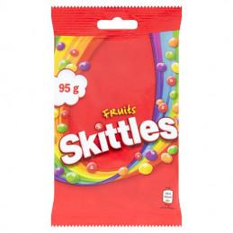 бонбони Skittles плодове 95гр