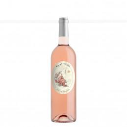 вино розе Клод Вал Франция...