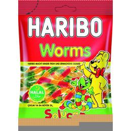 бонбони желирани Haribo...