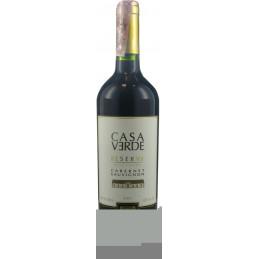 вино червено Casa Verde...