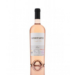 вино розе Гомотарци пино...