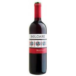 вино червено Болгаре мавруд...