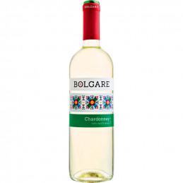 вино бяло Болгаре шардоне...