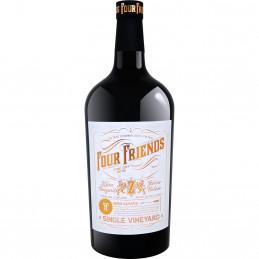вино червено Four Friends...