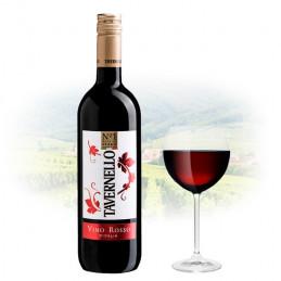 вино червено Tavernello...