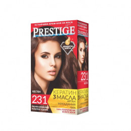 боя за коса Prestige Кестен...