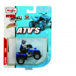 играчка atv с моторист...