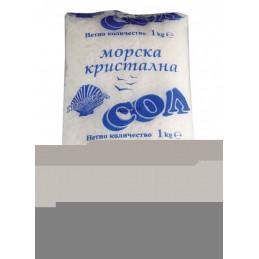 сол морска Черноморска 1кг