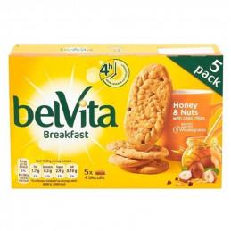 бисквити belVita мед и...