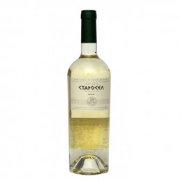 вино бяло Старосел мускат...