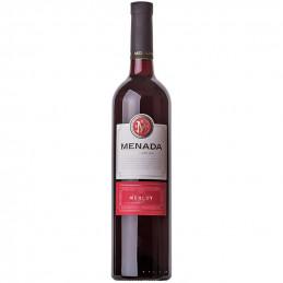 вино червено Менада мерло...