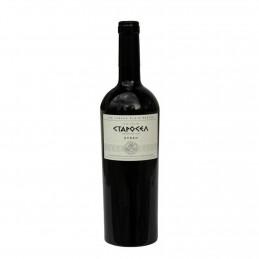 вино червено Старосел сира...