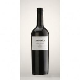 вино червено Старосел...