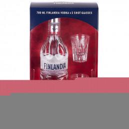 водка Finlandia 700мл + 2бр...