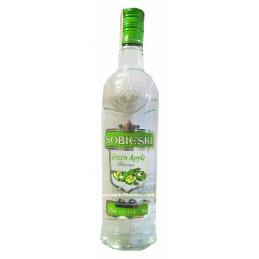 водка Sobieski зелен 700мл