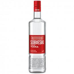 водка Sobieski червен 700мл...