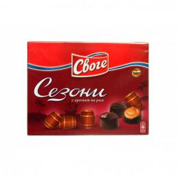 бонбони шоколадови Сезони...