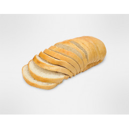 хляб Бял нарязан Гергана 600гр