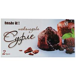 суфле шоколадово 2бр/180гр
