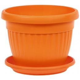 саксия ребра Ф14 оранжеви