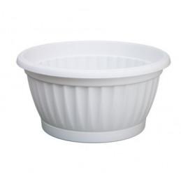 саксия Ребра ф20 бяло