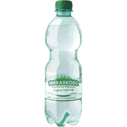 вода газирана Михалково 500мл