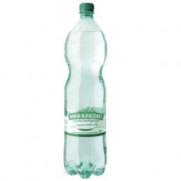 вода газирана Михалково 1.5л