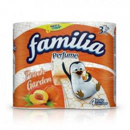 тоалетна хартия Familia...