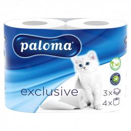 тоалетна хартия Paloma...