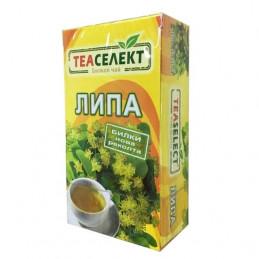 чай Teaselect липа 20брх1гр