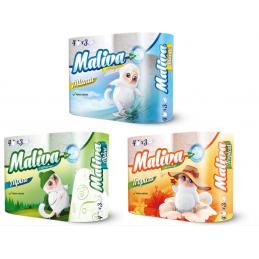 тоалетна хартия Maliva...