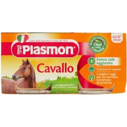 пюре Plasmon с конско месо...