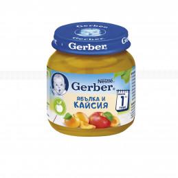 пюре Gerber ябълка и...