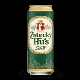 бира Zatecky Hus lager 5.0- 1л
