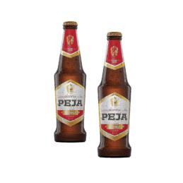 бира Peja 4.2- стъкло 330мл