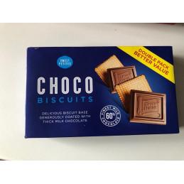 бисквити SP шоколадови 168гр