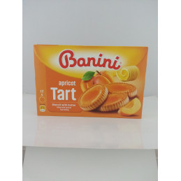 тарталети Banini кайсия 210гр
